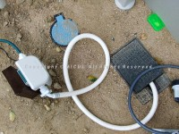 アクアグリーン 自動散水機