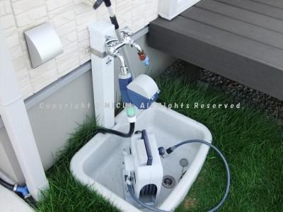 自動散水機