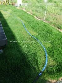 芝生散水ホース