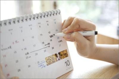 きまぐれカレンダー