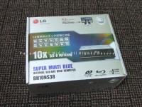 LG ブルーレイディスク