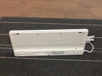 キーボード (ホワイト) TK-U01MALWH
