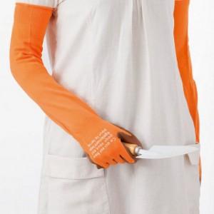 虫や泥をさわりたくないあなたに 二の腕までカバーできる ロングガーデニング手袋の会